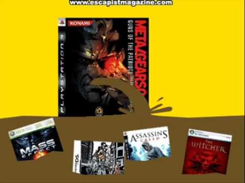 Metal Gear Solid 4 (zero Punctuation) video