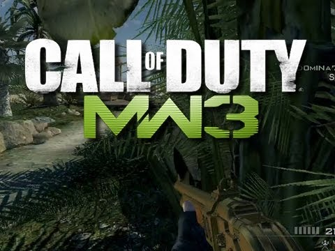 MW3 - Having Fun with Strangers #25 (Who wants gerbils?)