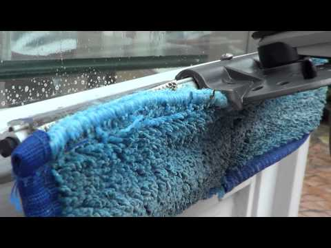 Window Cleaning Tips - Wagtail Pivot Control Review