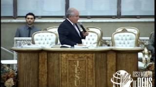 ALCANÇANDO AS BENÇÃOS DE DEUS - PR OIDES JOSÉ DO CARMO - [24/01/2017]