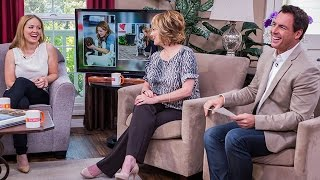 'Parenthood' star Actress Erika Christensen on her Hallmark Channel Movie 'My Boyfriends