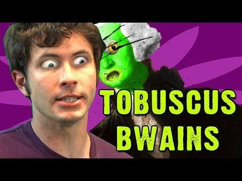 CUTE, WIN, BWAINS! (Cute, Win, Fail Parody Featuring Tobuscus aka Toby Turner)