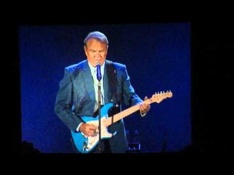 GLEN CAMPBELL HOLLYWOOD BOWL GENTLE ON MY MIND 6/24/2012 THE GOODBYE TOUR