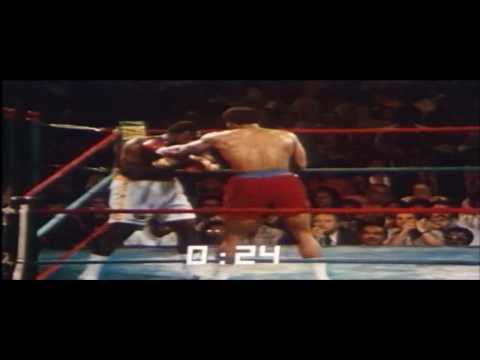 George Foreman vs Joe Frazier HD Video