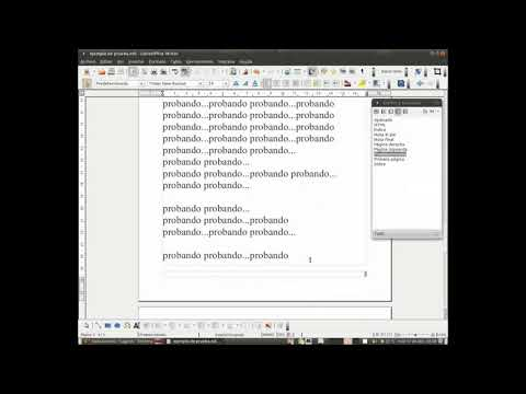 numeración y salto de pagina en libreoffice-openoffice.mp4