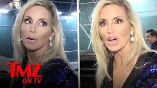 Camille Grammer Says Its Time For Everyone To Leave Lisa Vanderpump Alone | TMZ TV