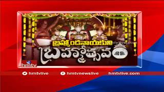 Tirumala Tirupati Brahmotsavam 2017 | Kolatam Artists Interview | hmtv