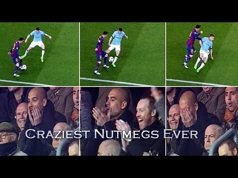 Lionel Messi ● Craziest Nutmegs Ever