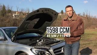 Mercedes-Benz C 180 D Edition 1 - test Juraja Šebalja