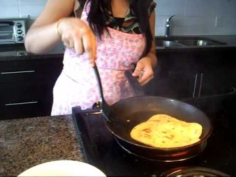 How to make parantha? Indian flatbread. Paratha recipe