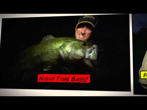 This Week on Dave Mercer's Facts of Fishing THE SHOW - Bass That Go Bump in the Night