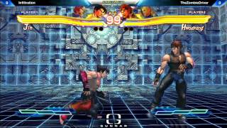 SFxT Infiltration vs TheZombieDriver - Capcom-Cup 2013