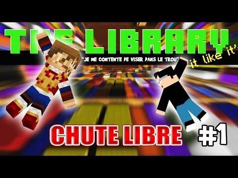 Chute Libre - Ep.1 - Fanta Et Bob Dans Minecraft video
