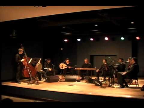 Michigan Arab Orchestra Takht Ensemble Oud Taqasim تقسيم عود نشوان فاضل