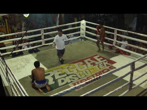 Most Brutal Muay Thai Fight Ever Thailand Round 1 Image 1