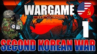 Wargame: Red Dragon -Campaign- Second Korean War: 1