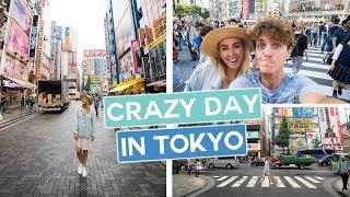 Crazy Day in Tokyo | Japan Vlog