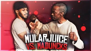 MULARJUICE VS MADUNCKS (Boxing Match Coming Soon...) **This Didn't End Well**