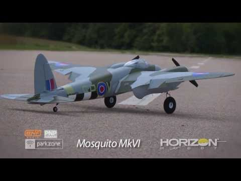Parkzone Mosquito MK VI