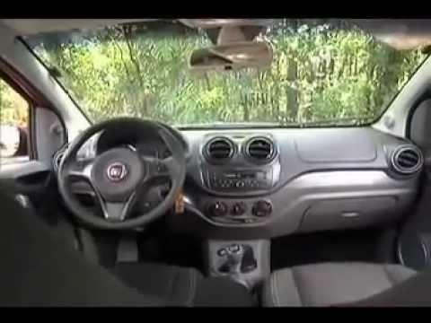 Vrum testa o Novo Fiat Palio 1.6 Essence