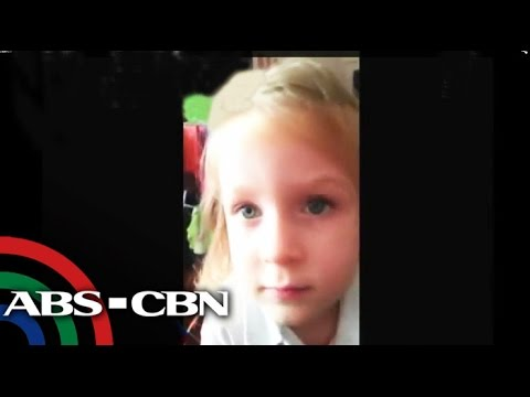 British Girl Speaks Filipino And Bisaya video