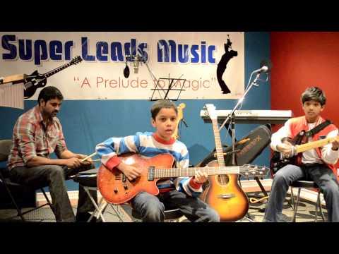 En Idhayam - Singam - Harris Jeyaraj - Guitar Cover by Aswin