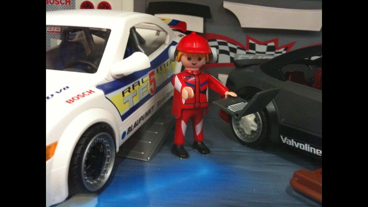 playmobil tuning car voiture sport youtube. Black Bedroom Furniture Sets. Home Design Ideas