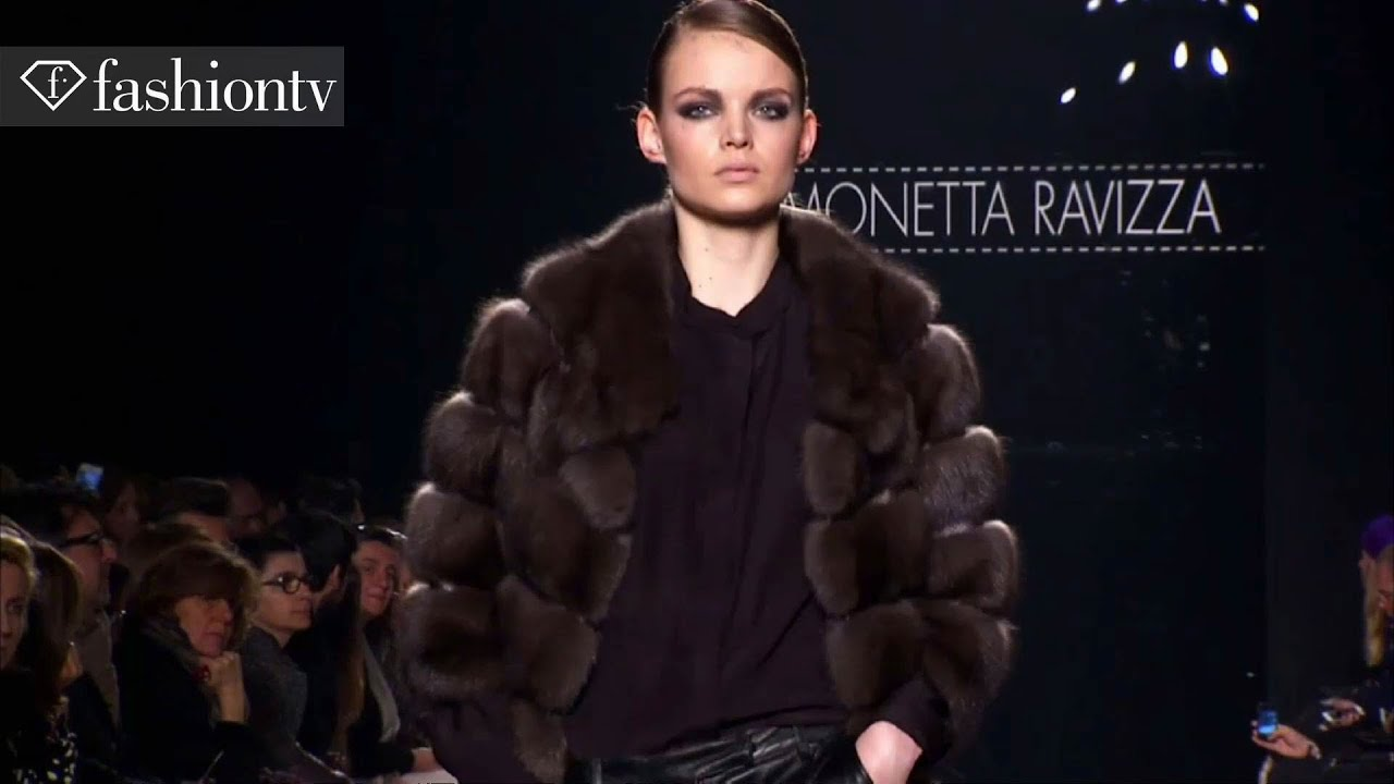 Simonetta Ravizza Fall/Winter 2013-14 Designer at Work