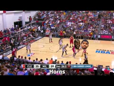 How LeBron James, Kevin Love, And Kyrie Irving Will Attack On Offense