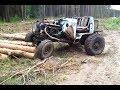 Самодельный трактор Т-40