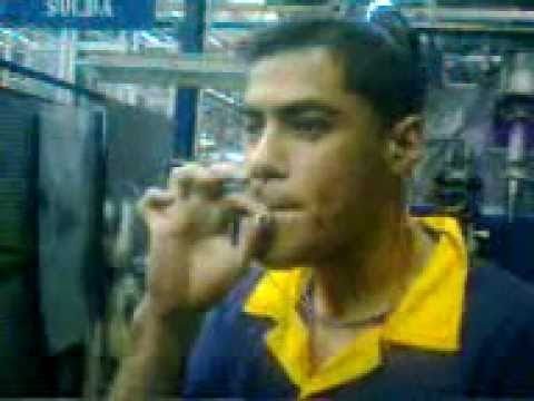 Doidao Com Cigarro De Rape.3gp video