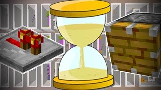ALL ABOUT TIMING (Minecraft Timing Is Key Parkour)