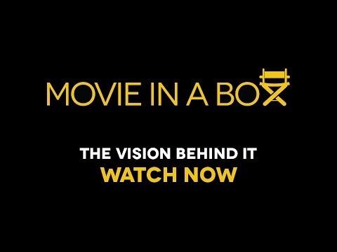 Film Equipment Rentals Los Angeles - MOVIE IN A BOX