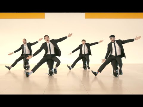 Ok Go's Amazing Video For i Won't Let You Down | What's Trending Now video