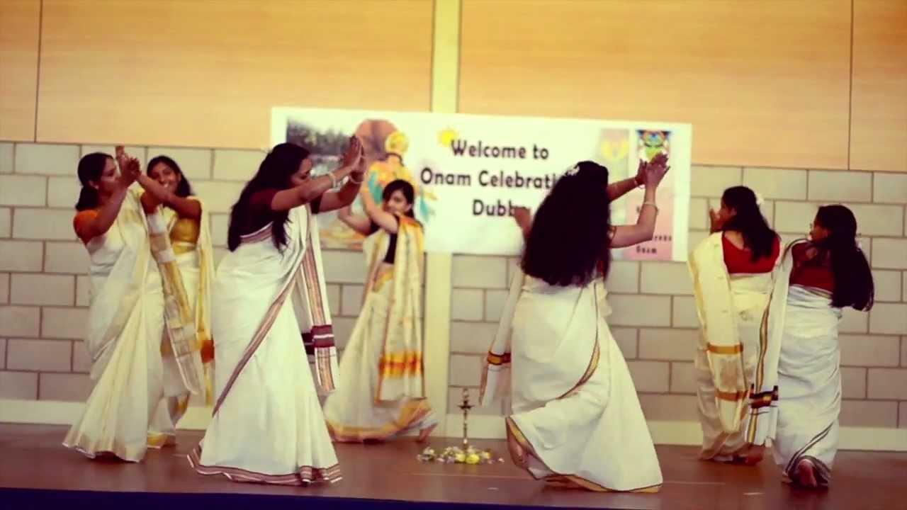 onam thiruvathira 2012- kerala dance by malayalees in dubbo nsw australia hd