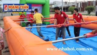 Sân banh Hơi - Cty Hoang Tuan