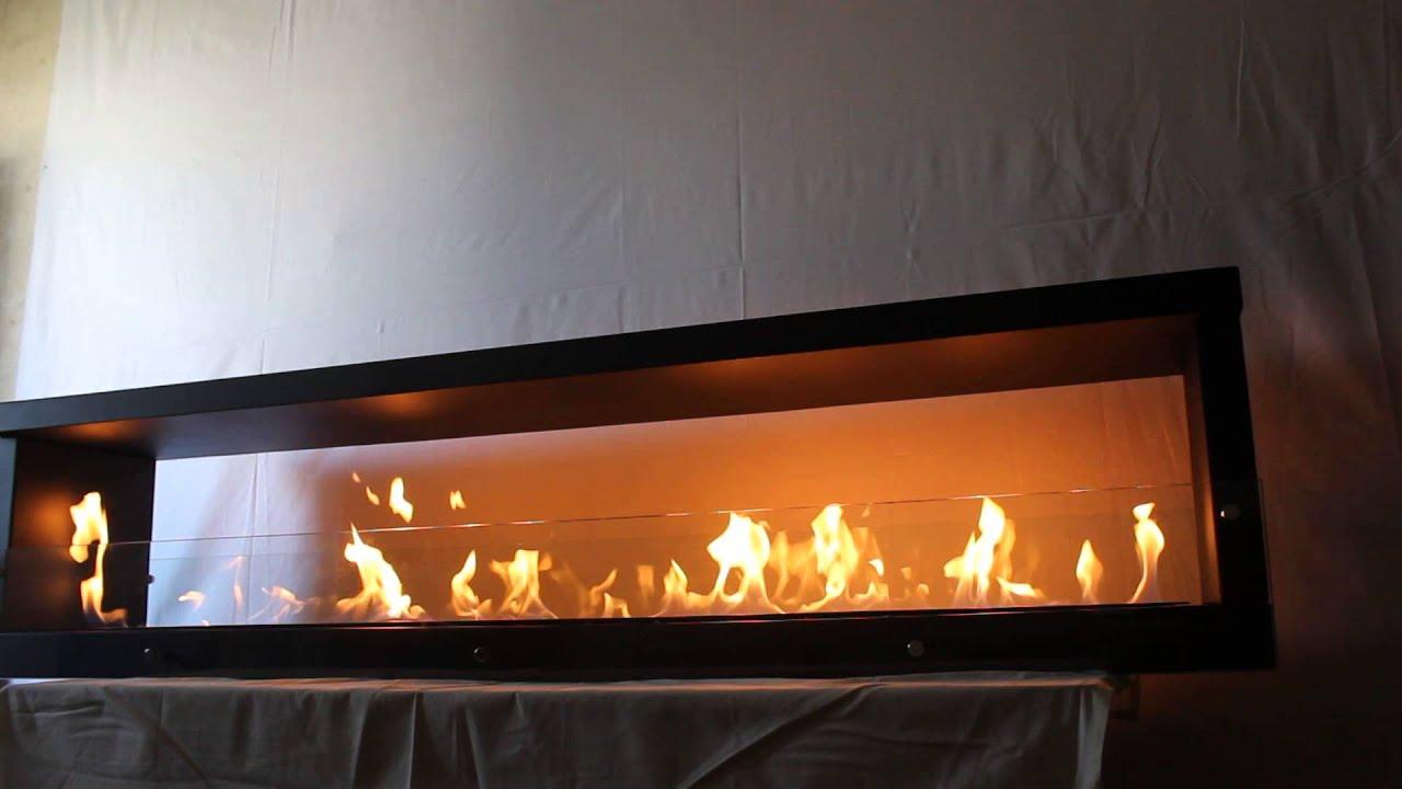 биокамин от тм Wild Flame YouTube