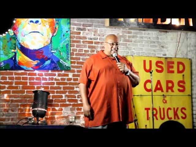 Comedy Gumbeaux in The Den at The Howlin Wolf