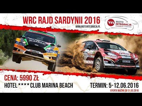 WRC Rajd Sardynii 2016