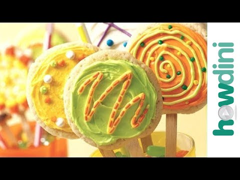 Sugar Cookies: Decorating Ideas & Cinnamon Roll Cookie Recipe