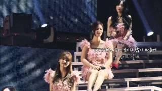 소녀시대 Indestructible 한글자막  @도쿄돔