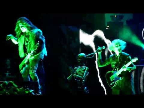 Rob Zombie Living Dead Girl Mayhem Fest HD HIGH QUALITY 2010