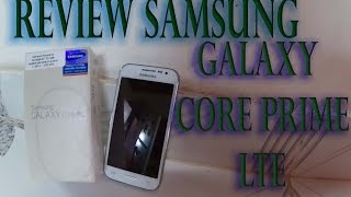 Samsung Galaxy Core Prime 4G LTE REVIEW