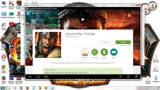 How to Install Game of War - Fire Age in PC 2015 FREE (Windows/MAC)