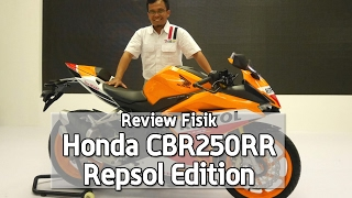 Preview Honda CBR250RR Repsol 2017