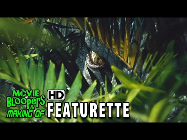 Jurassic World (2015) Featurette - A Look Inside