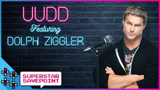 DOLPH ZIGGLER on becoming a stand-up comedian! - Superstar Savepoint