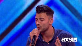 "Jake Quickenden sings Jessie J's ""Who You Are"" - The X Factor UK on AXS TV"