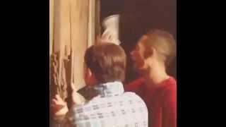 كواليس فيلم قلب الاسد
