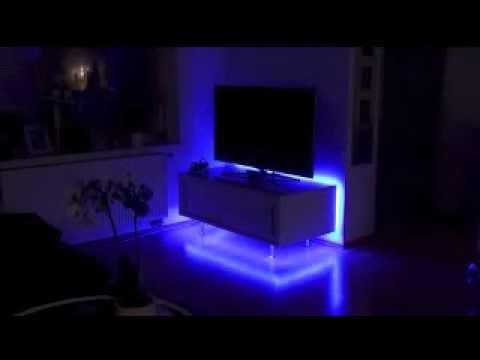 Светодиодная подсветка дома своими руками
